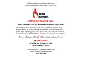 BI Smoke Alarm