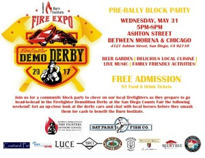 Firefighter Demo Derby- BI