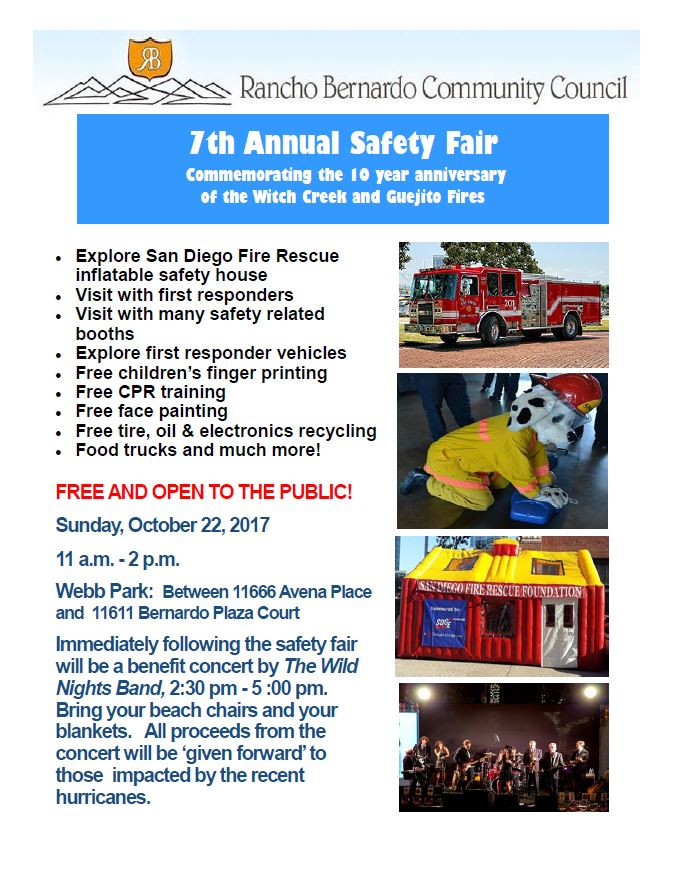 Events Archive - Fire Safe Council of San Diego County